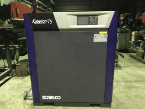 KOBELCO Used 11Kw Air Compresso VS410AD-H | Mesena Co , Ltd